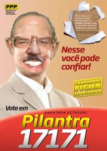 Poster Pilantra
